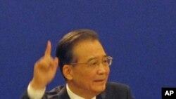 中国总理温家宝(资料照片)