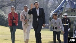 ობამა პრეზიდენტობის მეორე ფაზას იწყებს