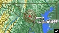 Minor Earthquake Hits U.S. Capital