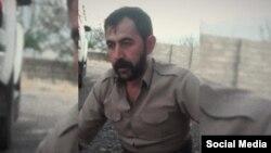 محیالدین ابراهیمی زندانی سیاسی کرد