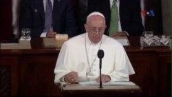 Đức Giáo hoàng: Mỹ nên khước từ sự thù địch đối với người nhập cư