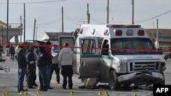 Meksikada 4 nəfər qətlə yetirilib