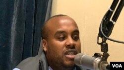 Karim Keïta, fils du président malien Ibrahim Boubacar Keïta.