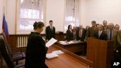 Приверженцы веры «Свидетели Иеговы» в московском суде