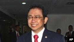 Ketua DPR-RI, Marzuki Alie (Foto: dok).