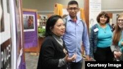 Prof. Win Win Kyi - (Credit: http://www.bergen.edu)