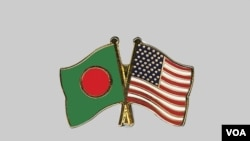 US BD Flags