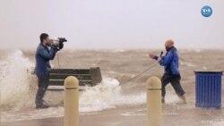 Ida Kasırgası Louisiana'da Etkisini Gösteriyor