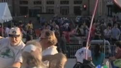 2011-10-09 粵語新聞: 反華爾街活動人士在華盛頓抗議