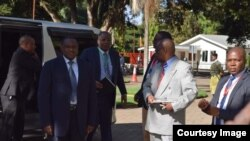 Ibiganiro bihuza Abarundi birabandanya i Arusha mu gihugu ca Tanzaniya