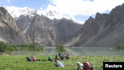 پاکستان کے شمالی علاقے میں واقع ایک پہاڑی سلسلہ
