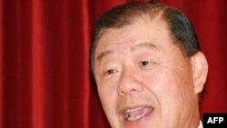 台湾驻美代表袁健生(资料照片)