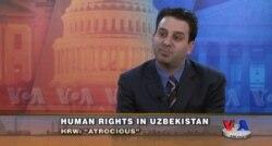 """Karimov, saylov, """"ayanchli vaziyat"""", prezident qizlari - Human Rights Watch vakili Stiv Sverdlov bilan suhbat"""