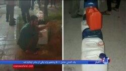 اعتراض دوباره خوزستانیها به وضعیت بد آب آشامیدنی در اهواز و آبادان
