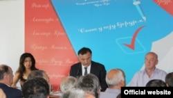 SNP na Glavnom odboru odlučio da ide u koaliciju s Lekićem i Rakčevićem. (Foto: rtcg.me)