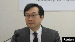 스티븐 비건 미국 국무부 대북특별대표와 이도훈 한국 외교부 한반도평화교섭본부장이 지난 10일 서울 외교부 청사에서 회담했다.