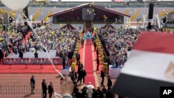 Đức Giáo Hoàng ở Ai Cập