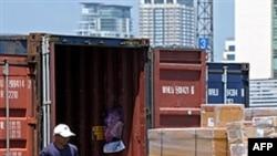 Kim ngạch xuất khẩu của Thái Lan đã tăng vọt hơn 30% hồi tháng 3