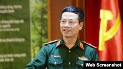 Thiếu tướng Nguyễn Mạnh Hùng. (Photo CAND)