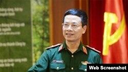 Thiếu tướng Nguyễn Mạnh Hùng. Photo CAND