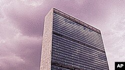 유엔 본부 (자료사진)