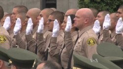 Los Angeles County Sheriff's Academy Finding It More Difficult to Recruit