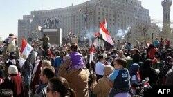 Các nhà cai trị quân sự Ai Cập hôm thứ Sáu tuyên bố sẽ không dung thứ bất cứ cuộc biểu tình nào khác của giới lao động.