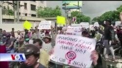 Truyền hình VOA 19/6/18: Chuyên gia: 'Chiến tranh, hòa bình, đất đai, lãnh thổ' phải hỏi ý dân