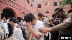 پولیس نے رواں سال متعدد چینی شہریوں کو حراست میں بھی لیا تھا۔ (فائل فوٹو)