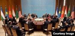 C5+1 dialogi, Toshkent, 3-fevral, 2020