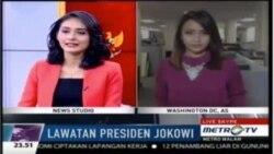 Kunjungan Presiden RI di AS: Ajakan Berinvestasi dan Agenda Jokowi Hari ini