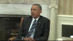 اوباما: شواهدی مبنی بر دستور گرفتن مهاجم اورلاندو از گروههای تروریستی وجود ندارد