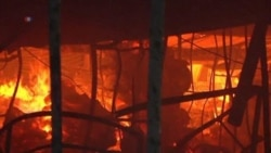 Bangladesh Factory Fire Kills 9