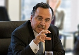 Nabil Fahmy, former Egyptian ambassador to the U.S.
