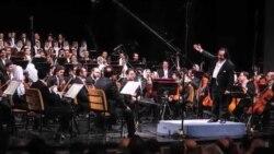 «ارکستر سمفونیک ملی ایران» و مخالفانش