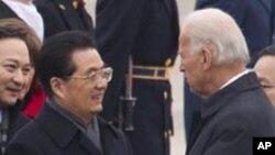 بازدید معاون رئیس جمهور امریکا از چین