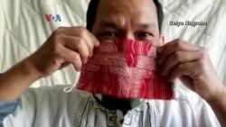 Warung VOA: Masker Batik dan Jeritan UKM di Masa Korona