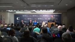 台驻美代表:美不乐见服贸协议影响两岸关系