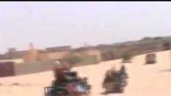 2013-01-13 美國之音視頻新聞: 法國戰機轟炸馬里伊斯蘭武裝分子