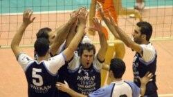 مقام سوم پیکان در مسابقات والیبال قهرمانی باشگاههای جهان