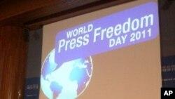 Liberté de la presse : 151 confrères en prison dans le monde