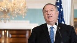 美國政府政策立場社論:直面中國的脅迫政策