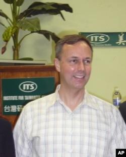 南加大国际关系教授林丹