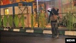 عکسی که ادعا شده مربوط به حضور زنان خیابانی در تهران است