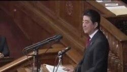 安倍國會演說呼籲鄰國改善關係