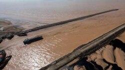 ادامه آلودگی نفتی در گستره بیست و پنج کیلومتری سواحل دیلم