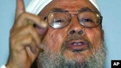 Sheik Yusuf Qaradawi, condenou Mumammar Kadhafi à morte
