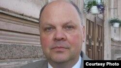 Генеральный консул Литвы в Санкт-Петербурге Дайнюс Нумгаудис