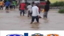 Men yo Anonsman sou Prevansyon Pandan Pasaj Siklòn Irma a sou Peyi Dayiti