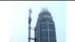 2013-01-16 美國之音視頻新聞: 倫敦直升機墜毀兩人喪生